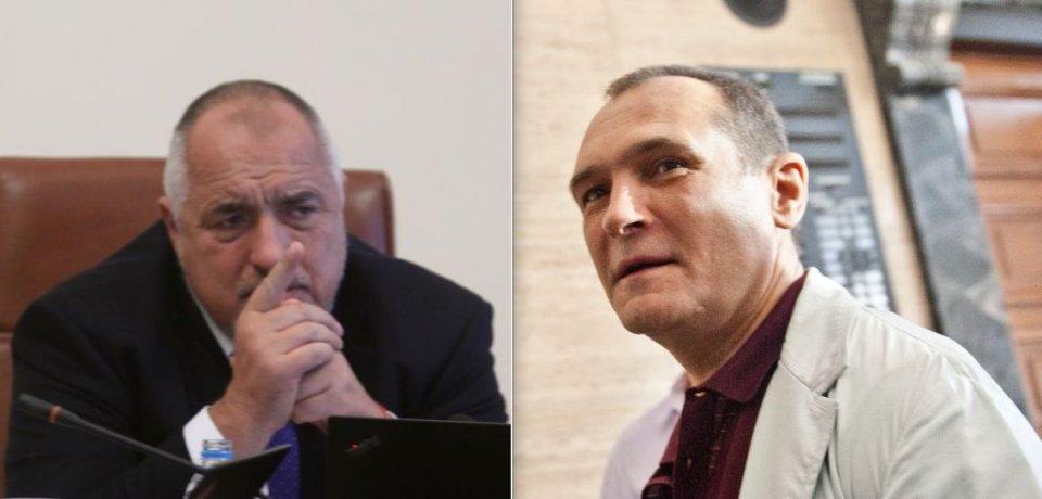 Васил Божков: Това е сигналът, който може да вкара Борисов в затвора