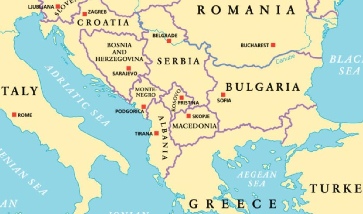 Файненшъл таймс ни изправи на нокти: Войната на Балканите чука на вратата