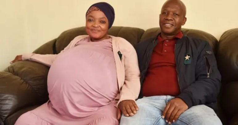 Майка на близнаци роди 10 деца накуп и счупи рекорда на Гинес, а мъжът ѝ е безработен